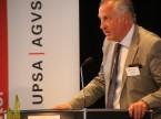 Hiess die Delegierten im Namen der AGVS-Sektion Solothurn willkommen: Sektionspräsident René Bobnar.